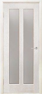 """Межкомнатная дверь """"Дива"""", по, белый ясень"""