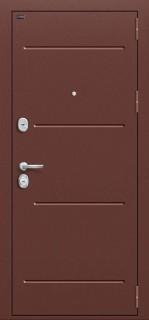 """Стальная дверь Groff """"Т2-223"""", Wenge Veralinga"""