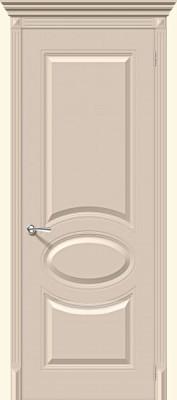 """Межкомнатная дверь """"Джаз"""", пг, крем"""