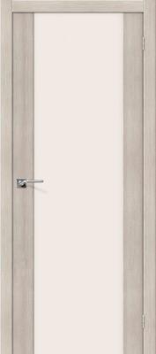 """Межкомнатная дверь """"Порта-13"""", по, Cuppuccino Veralinga"""