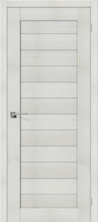"""Межкомнатная дверь """"Порта-21"""", пг, Bianco Veralinga"""