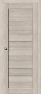 """Межкомнатная дверь """"Порта-21"""", пг, Cappuccino Veralinga"""