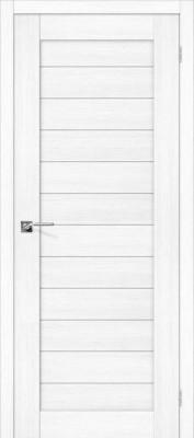 """Межкомнатная дверь """"Порта-21"""", пг, Snow Veralinga"""