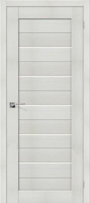 """Межкомнатная дверь """"Порта-22"""", по, Bianco Veralinga"""