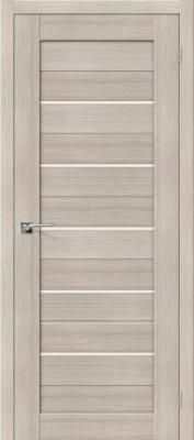 """Межкомнатная дверь """"Порта-22"""", по, Cappuccino Veralinga"""