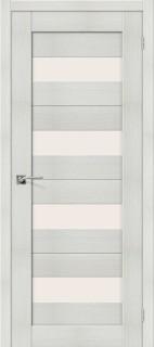 """Межкомнатная дверь """"Порта-23"""", по, Bianco Veralinga"""