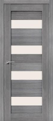 """Межкомнатная дверь """"Порта-23"""", по, Grey Veralinga"""