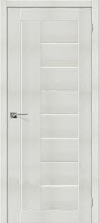 """Межкомнатная дверь """"Порта-29"""", по, Bianco Veralinga"""