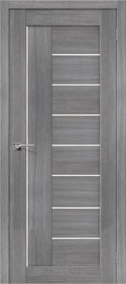 """Межкомнатная дверь """"Порта-29"""", по, Grey Veralinga"""
