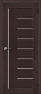 """Межкомнатная дверь """"Порта-29"""", по, Wenge Veralinga"""