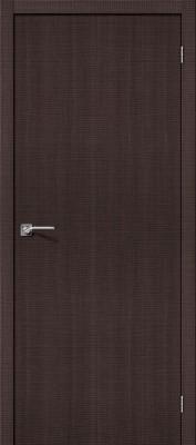 """Межкомнатная дверь """"Порта-50"""", пг, Wenge Crosscut"""