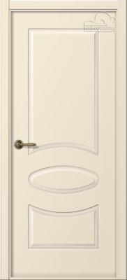 """Межкомнатная дверь """"Элина"""", пг, слоновая кость"""