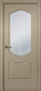 """Межкомнатная дверь """"Перфекта"""", по, карамель"""
