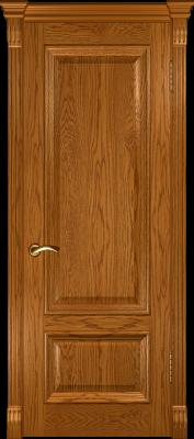 """Межкомнатная дверь """"Фараон 1"""", пг, дуб золотистый"""