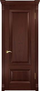 """Межкомнатная дверь """"Фараон 1"""", пг, красное дерево"""