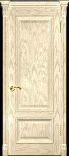 """Межкомнатная дверь """"Фараон 1"""", пг, слоновая кость"""