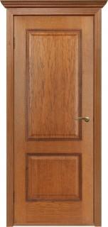 """Межкомнатная дверь """"Гранд"""", пг, орех-коньяк"""