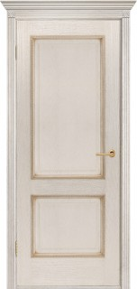 """Межкомнатная дверь """"Гранд"""", пг, слоновая кость"""