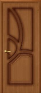 """Межкомнатная дверь """"Греция"""", пг, орех"""