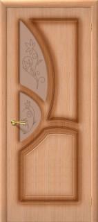 """Межкомнатная дверь """"Греция"""", по, дуб"""