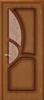 """Межкомнатная дверь """"Греция"""", по, орех"""