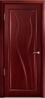 Межкомнатная дверь Ирэн, пг, красное дерево