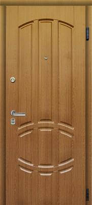 """Стальная дверь  """"Ирида"""""""