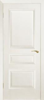 """Межкомнатная дверь """"Капелла"""", пг, белый ясень"""