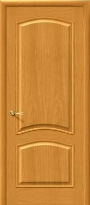 """Межкомнатная дверь """"Капри 3"""", пг, дуб натуральный"""