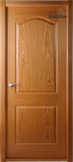 """Межкомнатная дверь """"Капричеза"""", пг, дуб"""
