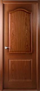 """Межкомнатная дверь """"Капричеза"""", пг, орех"""