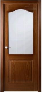 """Межкомнатная дверь """"Капричеза"""", по, орех"""