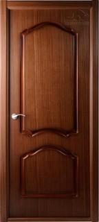 """Межкомнатная дверь """"Каролина"""", пг, орех"""