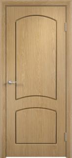 "Межкомнатная дверь ПВХ ""Кэролл"", пг, дуб"