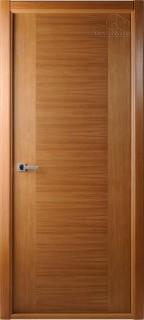 """Межкомнатная дверь """"Классика люкс"""", пг, дуб"""