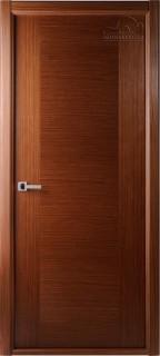 """Межкомнатная дверь """"Классика люкс"""", пг, орех"""