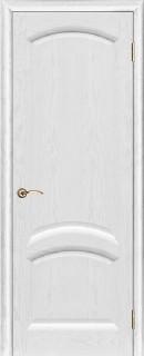 """Межкомнатная дверь """"Лаура"""", пг, ясень жемчуг"""