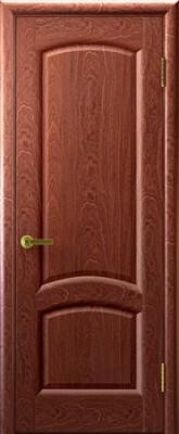 """Межкомнатная дверь """"Лаура"""", пг, красное дерево"""