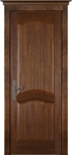"""Межкомнатная дверь """"Лео"""" (CAMPANIA), пг, античный орех"""