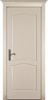 """Межкомнатная дверь """"Лео"""" (CAMPANIA), пг, эмаль крем"""