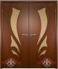 """Межкомнатная дверь """"Лилия"""", по, макоре"""