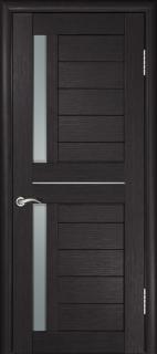 """Межкомнатная дверь """"ЛУ-27"""", по, венге"""