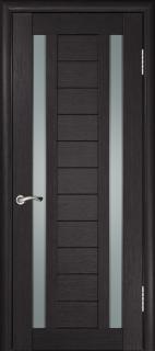 """Межкомнатная дверь """"ЛУ-28"""", по, венге"""
