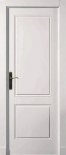 "Межкомнатная дверь ""ISLAS PR-31"", пг, белая"