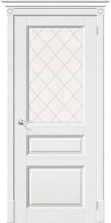 Межкомнатная дверь Леонардо, по, зефир