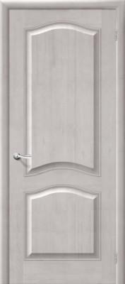 Межкомнатная дверь М 7, пг, белый воск