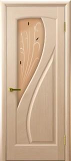 """Межкомнатная дверь """"Мария"""", по, беленый дуб"""