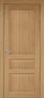 """Межкомнатная дверь """"Милена"""", пг, орех светлый"""