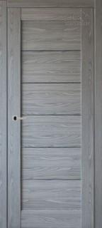 """Межкомнатная дверь """"Мирелла"""", по, грей мелинга"""