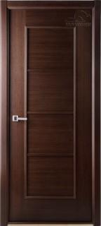 """Межкомнатная дверь """"Модерн люкс"""", пг, венге"""